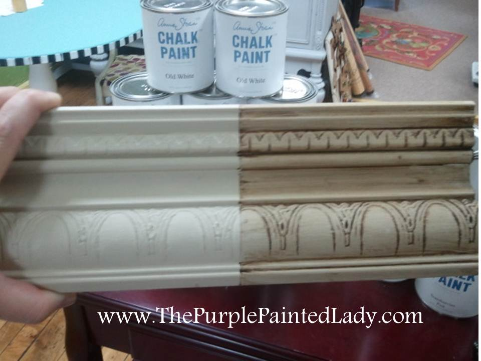 "Difference Between Annie Sloan's ""White"" Chalk Paint ..."